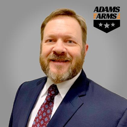 Halleron Named New VP, Sales & Marketing at Adams Arms - Firearms Industry Jobs and Hiring News on Outdoor Occupations