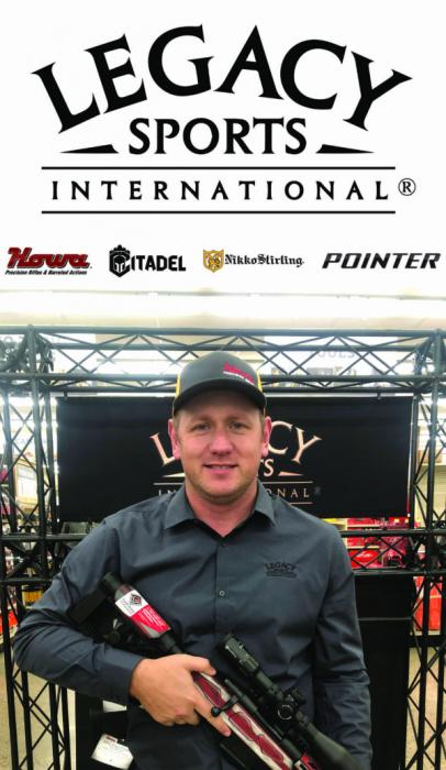 Legacy Sports International Appoints New CA Territory Sales Manager