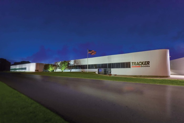 TRACKER Boats to double its footprint in Bolivar, adding 300 new jobs