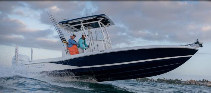 Bissinger Joins Caymas Boats Company as Florida Sales Representative