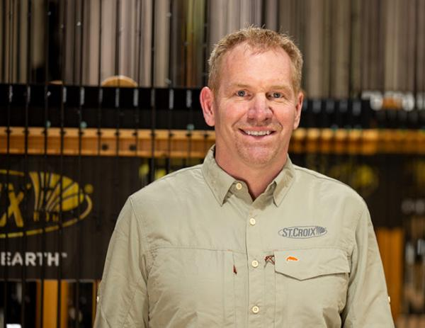 St. Croix Rod Hires Director of Sales, Steve Self  - Fishing Industry Jobs and Hiring News on Outdoor Occupations