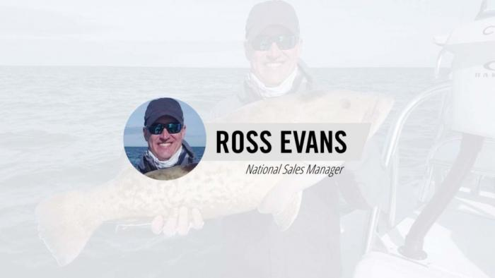 Ross Evans Joins TFO as New National Sales Manager